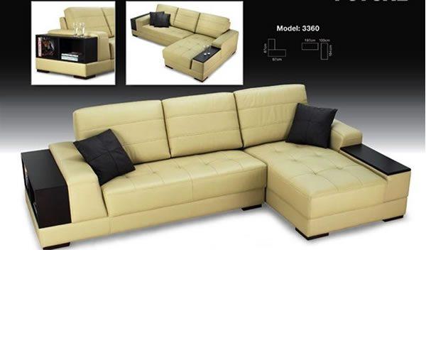 Leather Sofas In Nigeria: Leather Sofa – LZ1570